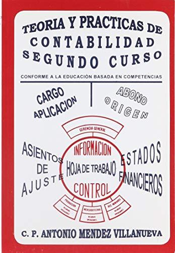9789680205240: TEORIA Y PRACTICA DE CONTABILIDAD 2