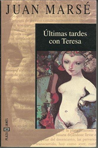 9789681102821: ULTIMAS TARDES CON TERESA