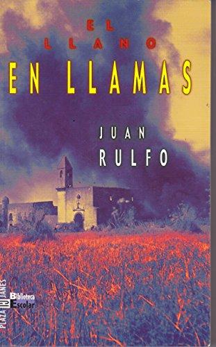 9789681104306: El Llano En Llamas (Spanish Edition)