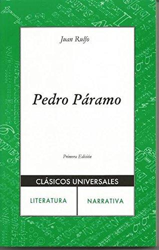 9789681104313: Pedro Paramo (Spanish Edition)