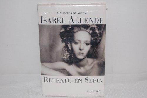 Retrato en Sepia: Allende, Isabel