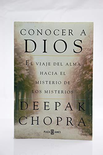 9789681104566: Conocer A Dios / How to Know God: El Viaje del Alma Hacia el Misterio de los Misterios/ The Soul's Journey into the mystery of Mysteries (Spanish Edition)