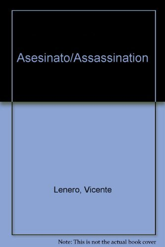 9789681106096: Asesinato/Assassination (Spanish and English Edition)