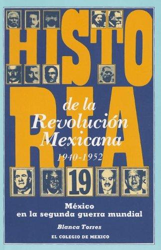 México en la Segunda Guerra Mundial (Historia: Blanca, Torres