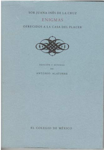 Enigmas (Spanish Edition): Juana Ines de
