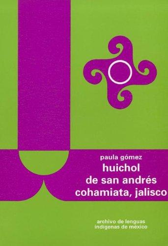 Huichol de San Andrés Cohamiata, Jalisco (Archivo: Paula, Gómez
