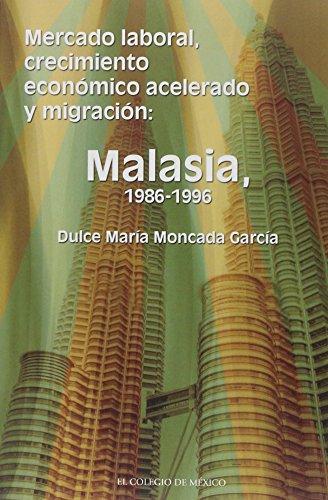 Mercado laboral crecimiento económico acelerado y migración: María, Moncada García