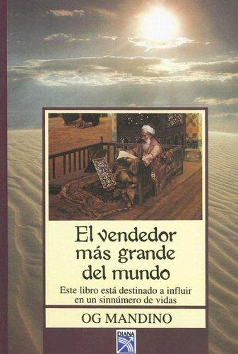 9789681308964: Vendedor mas grande del mundo(Lujo) (Spanish Edition)