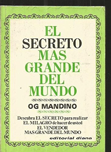 9789681309466: El Secreto Mas Grande Del Mundo