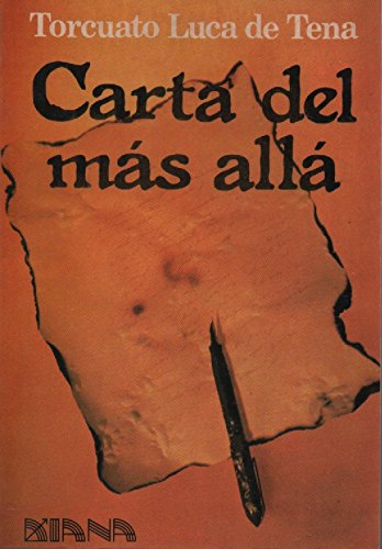 Carta Del Mas Alla/Letter from Beyond (Spanish: Luca De Tena,