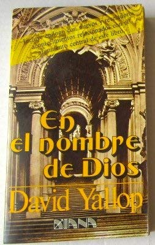 9789681316587: En El Nombre De Dios