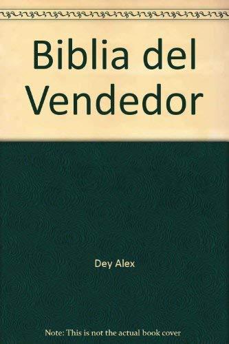 9789681329945: Biblia del Vendedor (Spanish Edition)