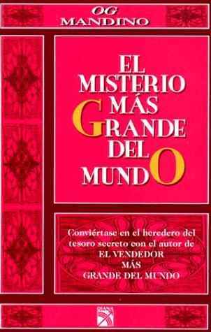 9789681330057: El Misterio mas Grande del Mundo (Spanish Edition)