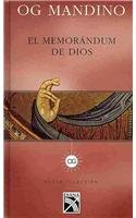 9789681343279: El memorandum de Dios / The God Memorandum (Spanish Edition)