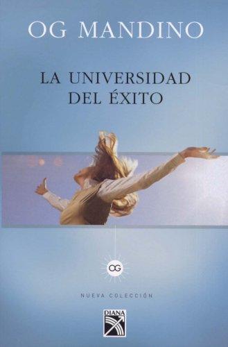 9789681343309: La universidad del exito / The University of Success