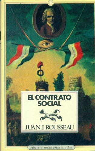 El contrato social: Juan J. Rousseau