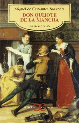 9789681511111: Don Quijote de la Mancha . (Selecciones Castalia)
