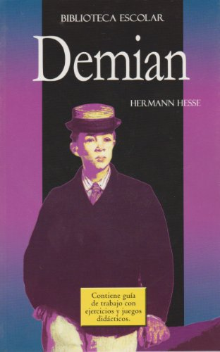 Demian- Biblioteca Escolar (Spanish Edition): Hesse, Hermann