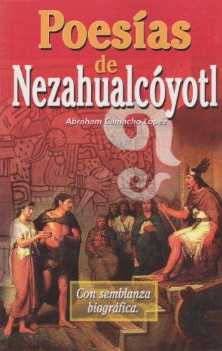 9789681522414: Poesias de Nezahualcoyotl (Spanish Edition)