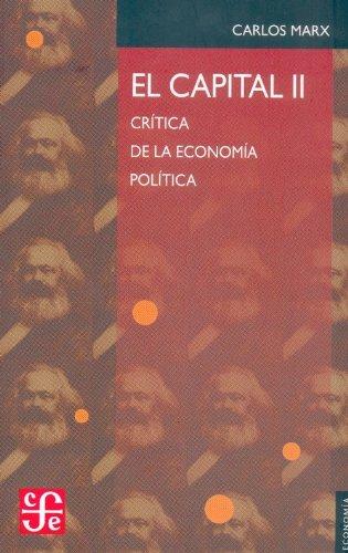 El Capital, Vol. 2: Marx, Karl