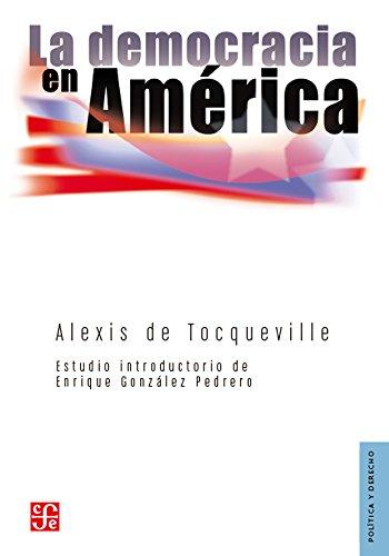 9789681600914: LA DEMOCRACIA EN AMÉRICA