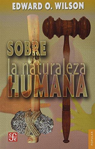 9789681604523: Sobre la naturaleza humana (Popular)