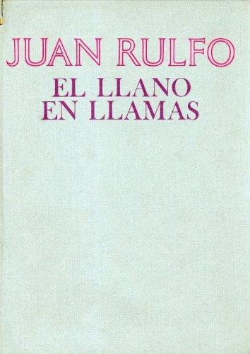 9789681605001: El Llano En Llamas