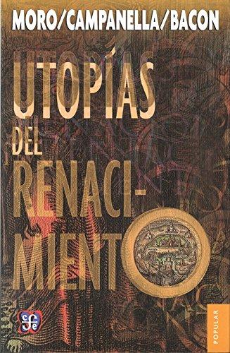 9789681605360: Utopías del Renacimiento (Popular)