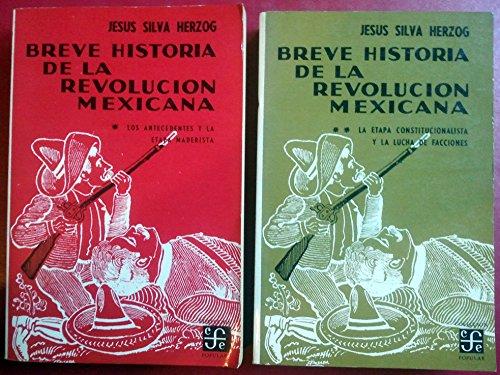 Breve Historia Revolucion Mexicana: Herzog, Jesus Silva;