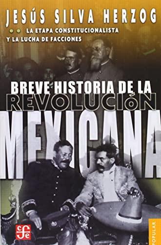 Breve historia de la Revolución mexicana, II.: Jesús, Silva Herzog