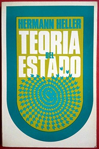 9789681606237: TEORÍA DEL ESTADO