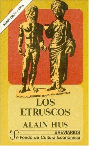 9789681606800: Los etruscos (Breviarios)