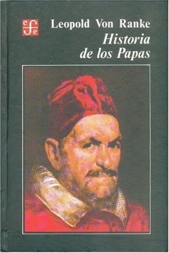 9789681609092: Historia de los papas en la época moderna (Spanish Edition)