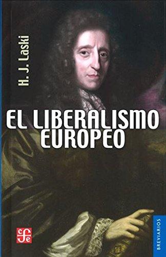 9789681609313: EL LIBERALISMO EUROPEO