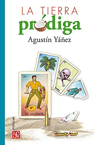 9789681609887: La tierra prodiga (Coleccion Popular)