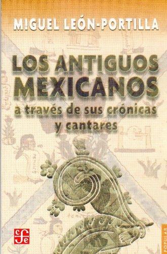 9789681615062: Los antiguos mexicanos (Popular)