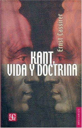9789681618742: Kant, vida y doctrina (Filosofa) (Spanish Edition)