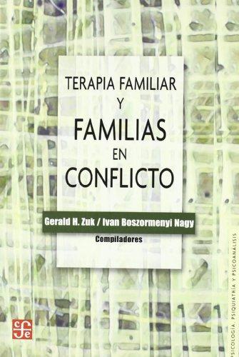 9789681620257: Terapia familiar y familias en conflicto (Psicologia, Psiquiatria y Psicoanalisis)