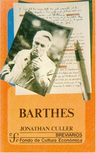 9789681622398: Barthes