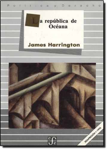 9789681625061: La Republica de Oceana/ The Republic of Oceana