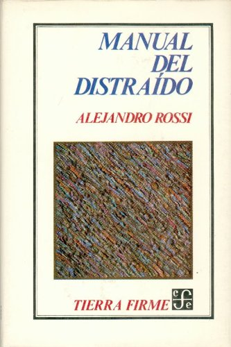 9789681626761: Manual del distraido (Spanish Edition)