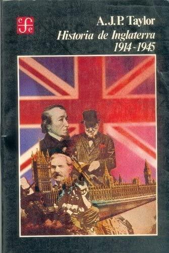 9789681631000: Historia de Inglaterra 1914-1945