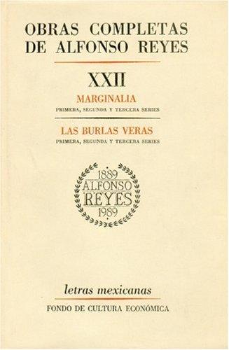 9789681631017: Obras completas vol.22 (Alfonso Reyes)