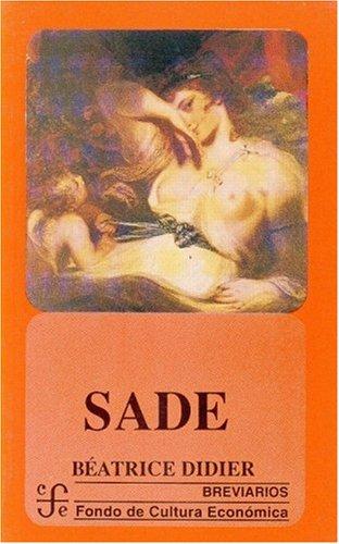 9789681631987: Sade