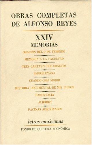 9789681633981: Obras completas vol.24 (Alfonso Reyes)