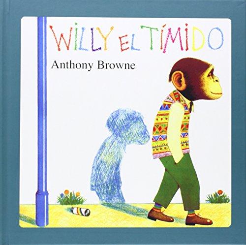 9789681636531: Willy el tímido (Especiales de a la Orilla del Viento)