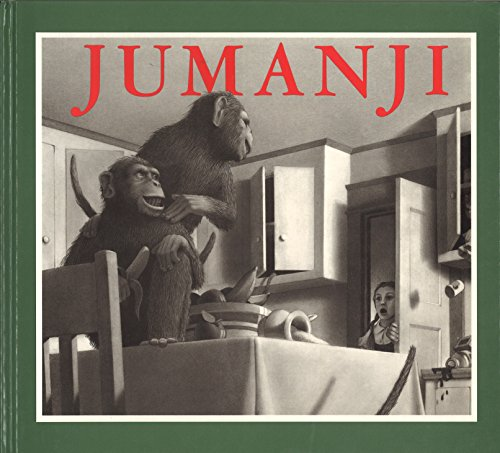 9789681636661: Jumanji (Especiales de a la Orilla del Viento) (Spanish Edition)