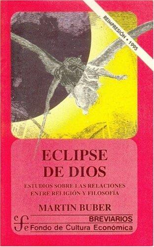 9789681639532: Eclipse de Dios