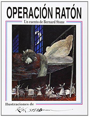 9789681640330: Operación ratón (Spanish Edition)