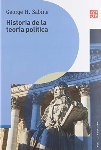 9789681641993: Historia de la teoría política (Seccion De Obras De Olitica Y Derecho)